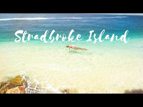 LIKE A LOCAL! North Stradbroke Island, Brisbane | VLOG Travel Guide
