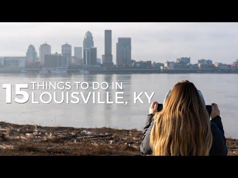 15 Things to do in Louisville, Kentucky