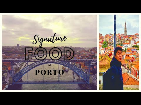 Porto, Portugal | Signature Food of Porto | People Smoke inside in Portugal