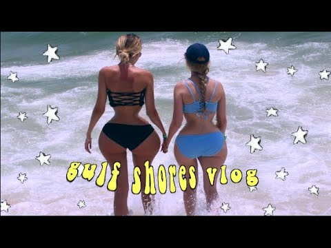 GULF SHORES VLOG | TRAVEL WITH ME :)