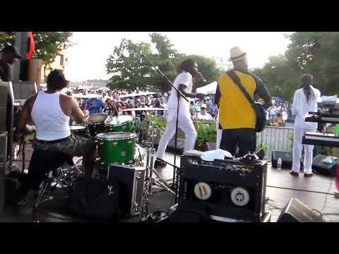 Culture featuring Kenyatta Hill Live at the Chesapeake Bay Reggae Fest 2018 Hampton, VA