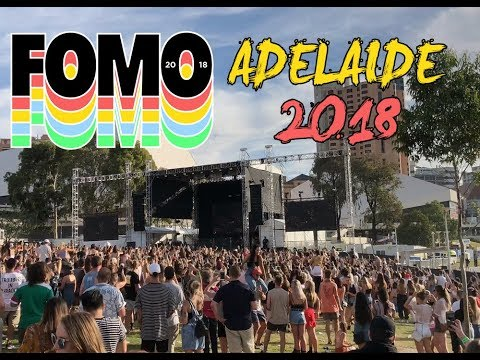 FOMO FESTIVAL ADELAIDE 2018
