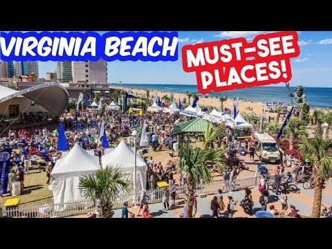 (Top 3) Amazing Virginia Beach Places To Add To Your Bucket List VLOG