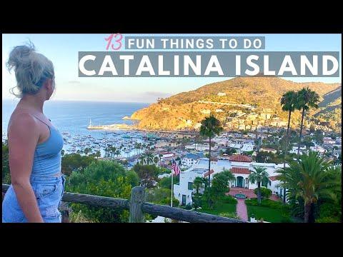 Catalina Island | 13 Fun things to do