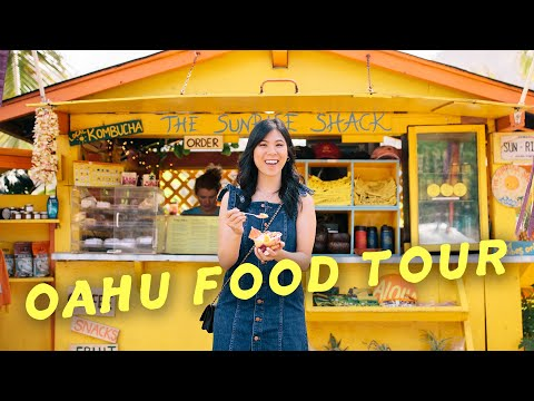 Where YOU MUST EAT in Hawaii (10 incredibly delicious spots) - Hawaiian Food Tour Oahu