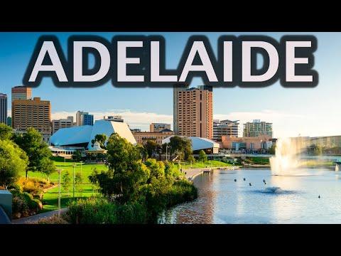 Adelaide, Australia Travel Tour 4K