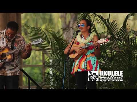 48th Annual Ukulele Festival in Waikiki, HI July 15, 2018 - Raiatea Helm