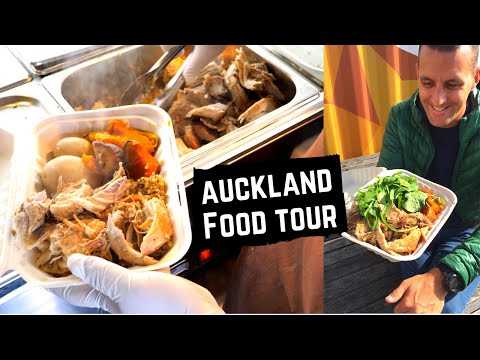 AUCKLAND FOOD TOUR by LOCALS | What to eat in Auckland, New Zealand | New Zealand food tour