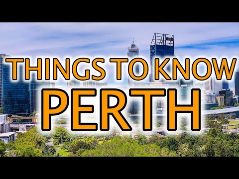 Visit Perth Western Australia Things To Know 2020