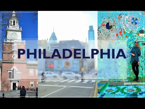 Philadelphia Travel Guide: Must-See Attractions + Nightlife + Fun on less than a 20$ budget!