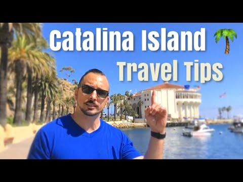 CATALINA ISLAND Travel Tips & Things to do