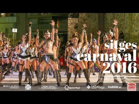 Carnaval Sitges 2016 - Sitges carnival 2016