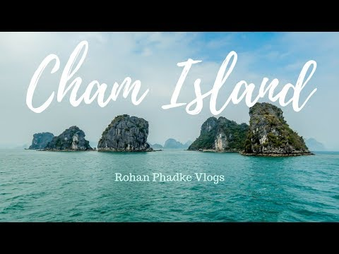 VLOG #5 - Cham Island,Vietnam