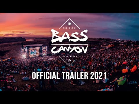 BASS CANYON OFFICIAL TRAILER 2021 | ON SALE NOW