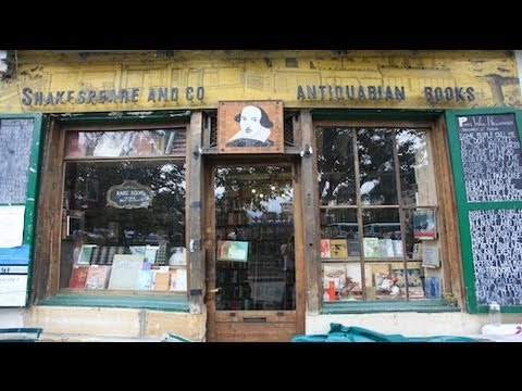 Shakespeare and Company - Iconic Bookshop in Paris