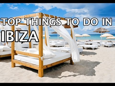 Top Things To Do In Ibiza 4k
