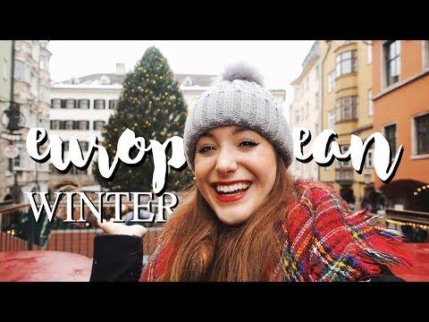7 Best Winter Destinations In Europe | STA Travel x Contiki European Magic Vlog