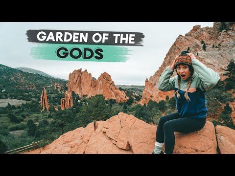GARDEN of the GODS?! | Colorado Springs