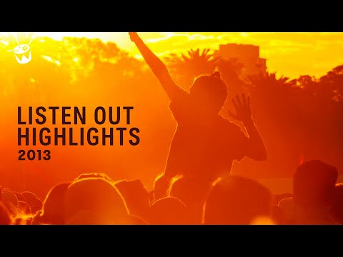 triple j's Listen Out Festival 2013 Highlights