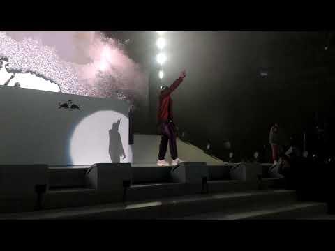 "Pusha T Performs ""Santeria"" in Chicago 2018 RED BULL FESTIVAL"