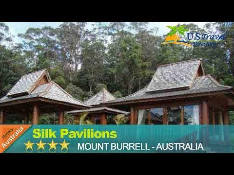 Silk Pavilions - Mount Burrell Hotels, Australia