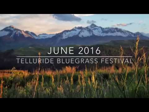 Telluride Bluegrass 2016