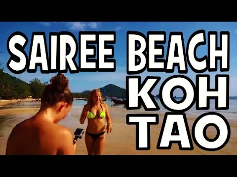 Sairee Beach Koh Tao Thailand Absolutely Stunning in [ Full HD ]