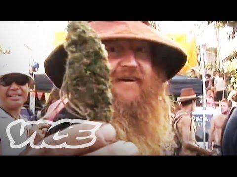 Marijuana Mardi Gras