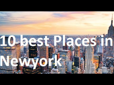 10 Best Places to Visit in New York State Travel Guide