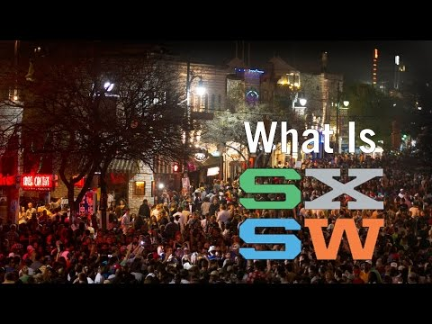 What is SXSW?