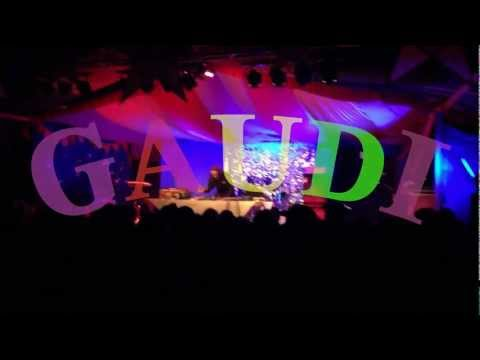 GAUDI Starbelly Jam Music Festival 2012 Epic Original Live Dubstep