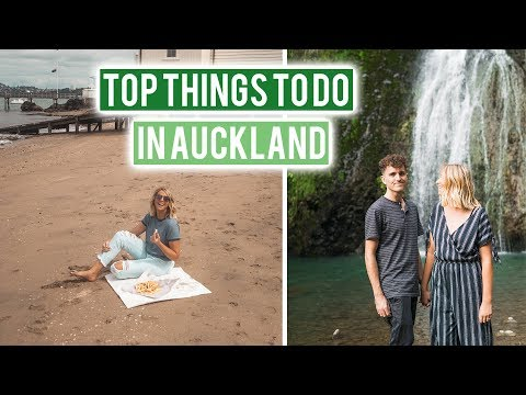 What to do in Auckland | Exploring the City & Surrounds - New Zealand Vlog