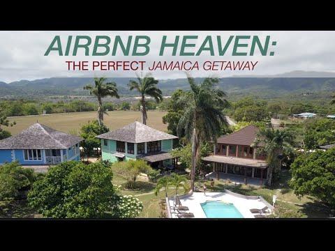 WE WERE IN AIRBNB HEAVEN! || JAMAICA 2019