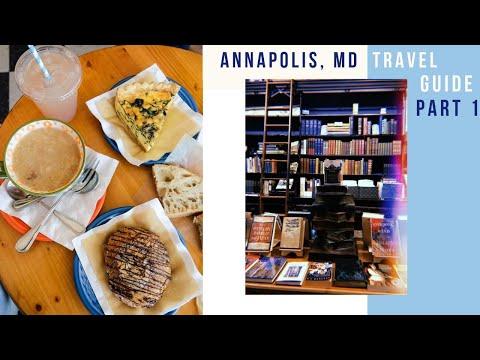 Annapolis Travel Guide, Part 1(2019)