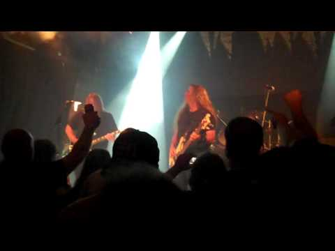 At War-Ilsa She Wolf of the SS, live @ Metal Threat Fest, Chicago, 7/16/16