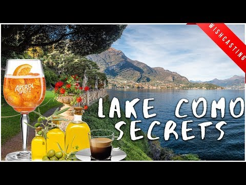 🍷 Visit North Italy in 2021: Lake Como in 4K | How To Spend A Day in Como