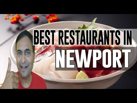Best Restaurants and Places to Eat in Newport, Rhode Island RI