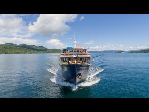 MV Ambai Liveaboard | Wallacea Dive Cruise