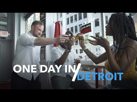 One Day In Detroit | Pure Michigan