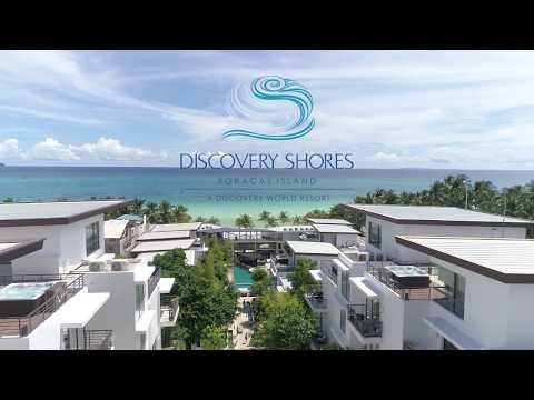 Five Star Resort Hotel in Boracay - Discovery Shores Boracay