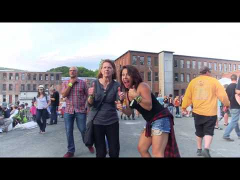 FreshGrass 2016 Montage • MassMoca • North Adams, MA