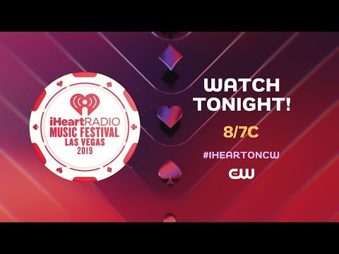 Relive The Epic 2 Night 2019 iHeartRadio Music Festival On The CW!