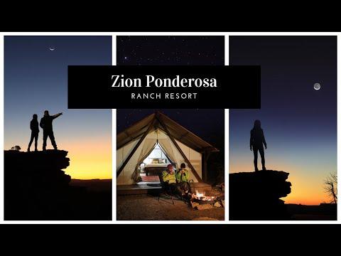 Zion Ponderosa (Zion National Park Utah) | Ranch Resort Review (2019) [4K Ultra HD]