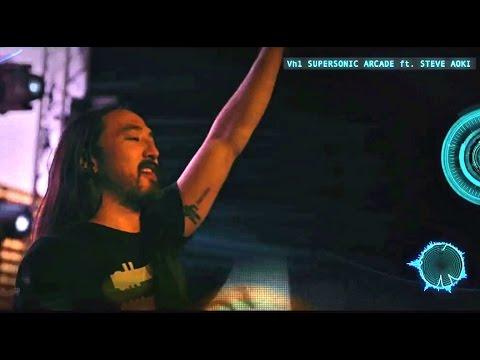 Vh1 Supersonic - Steve Aoki Aftermovie