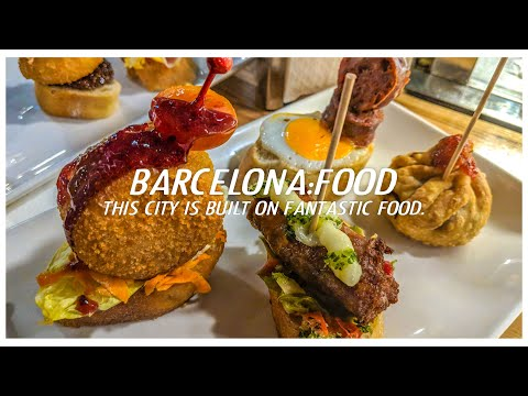 Barcelona Food guide: the best restaurants, food, and tapas in this city build on nibbles.