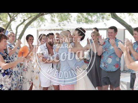 Michael & Sara Escobar Wedding - 08/11/2018 [ALCAZAR - PALM SPRINGS, CA]