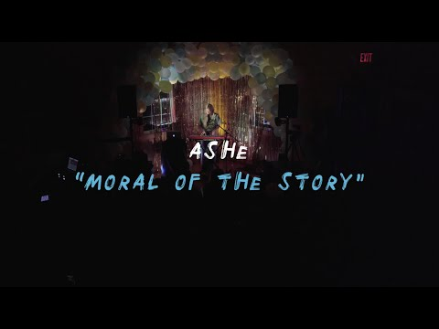 Ashe - Moral of the Story | Welcome Campers