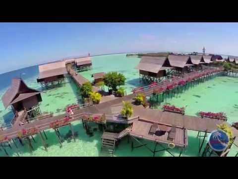 Sipadan Dive Kapalai Resort - Malaysia, Borneo