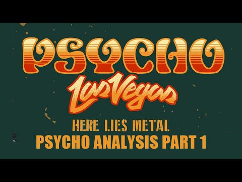 Psycho Las Vegas 2021 Line-up analysis