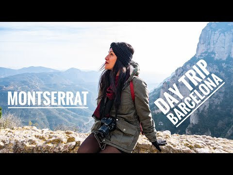 How to get to Montserrat Mountain | Daytrip from Barcelona